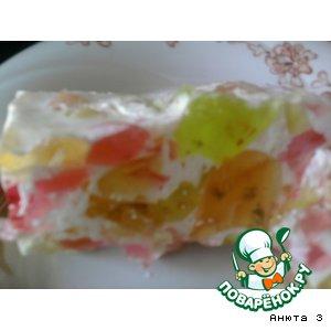 Рецепт Желейный тортик