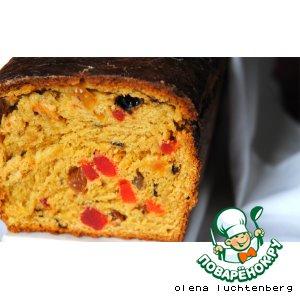 Рецепт Шафранный хлеб