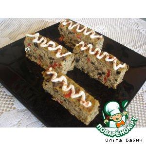 Рецепт Грибной паштет с курочкой