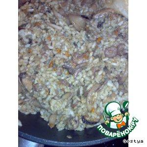 Рис с морепродуктами домашний рецепт с фотографиями пошагово как готовить