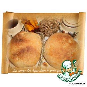 Рецепт Булка из пшеничной муки