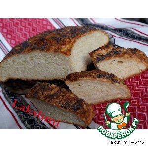 Рецепт Картофельный хлеб с маковой посыпкой