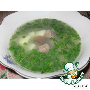 Рецепт Суп из субпродуктов