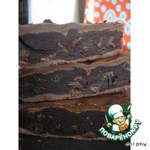 Шоколад в шоколаде простой рецепт с фотографиями