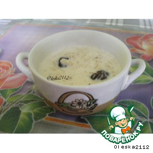 Овсяная каша с черносливом простой рецепт приготовления с фото