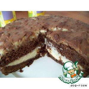 """Рецепт """"Ленивый"""" тортик"""