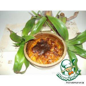 Рецепт Мясной горшочек