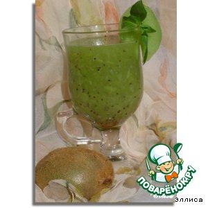 """Рецепт Чай """"Зеленая витаминка"""""""