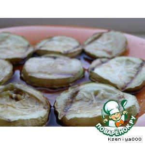 Рецепт Кабачок на гриле