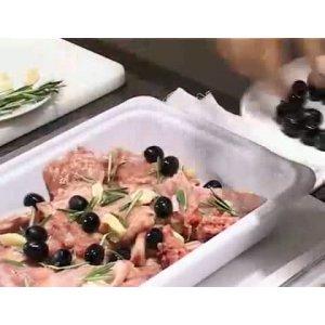 Рецепт Кролик по-итальянски