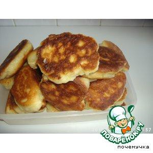 Рецепт Сырные пышки