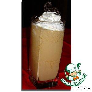 Рецепт Персиковый кофе