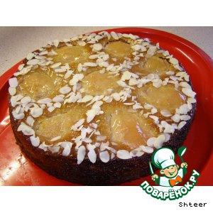 """Рецепт Орехово-грушевый торт """"Благодарность"""""""
