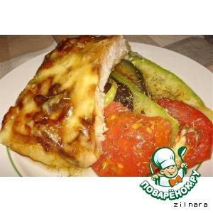 Рыба с овощами домашний пошаговый рецепт с фото как готовить