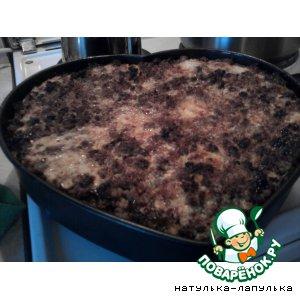 Рецепт Мясное суфле с цветной капустой