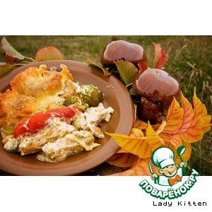 Свинина с картофельными клецками вкусный рецепт приготовления с фото пошагово готовим