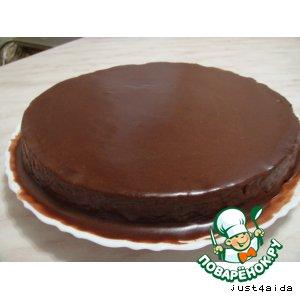 Глазурь дл¤ торта на кефире рецепт