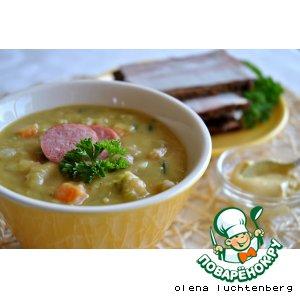 Рецепт Снерт - голландский гороховый суп