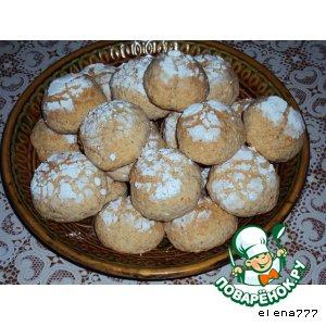 Рецепт Миндально-кокосовые пряники