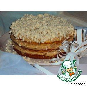 Рецепт Дынный торт