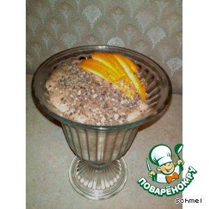Рецепт Кофейно-шоколадный десерт