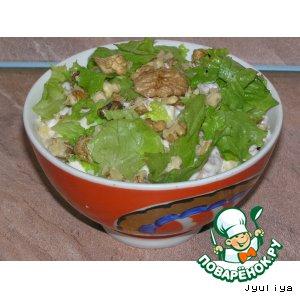 Рецепт: Блиц-салат