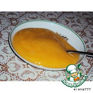Рецепт: Цитрусовая помадка