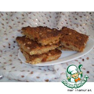 Рецепт Диетические яблочные хлебцы