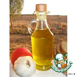 Рецепт Ароматизированное оливковое масло