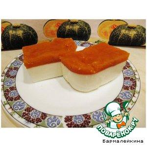 Рецепт Абрикосово-творожный десерт