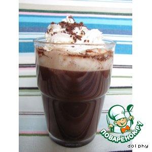 Рецепт Горячий мокко-шоколад