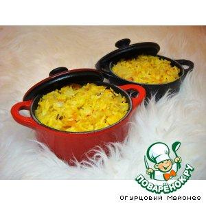 Рецепт Баранина с рисом «Шайтан-кастрюль»