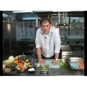 Рецепт Маринованная рыба