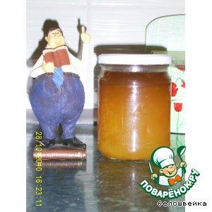 Рецепт Желе из апельсинового сока на зиму