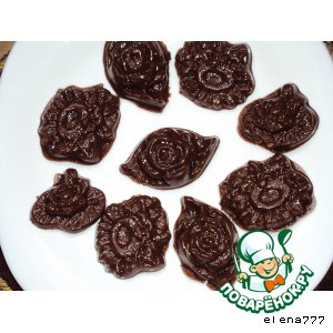 """Рецепт Шоколадные конфеты """"Кофе со сливками"""""""