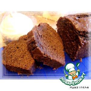 Рецепт Arrakkuchen - шоколадный кекс с арраком