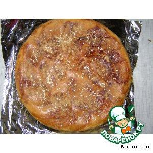 Рецепты постные пироги выпечка