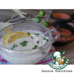 """Рецепт """"Греческий"""" куриный суп"""