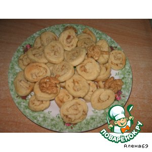 Рецепт Сырные вафли в микроволновке