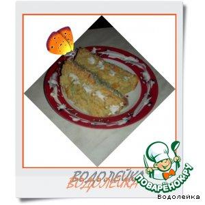 Рецепт Тыквенный пирог с кокосом