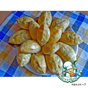 Рецепт Рассыпчатые пирожки