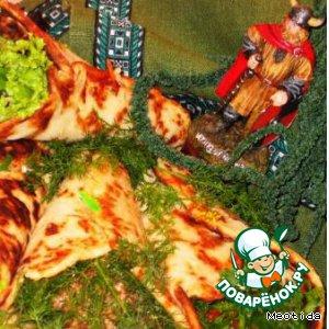 """Рецепт Норвежские картофельные лепешки ЛЕФСЕ """"Страна сказок и легенд"""""""