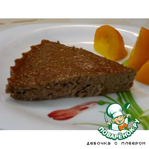 Рецепт Суфле из печени и груши