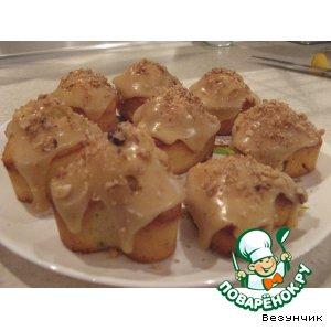 Рецепт Сливочная глазурь для кексов и кексиков