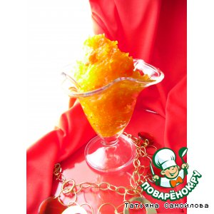 Рецепт Варенье из тыквы с курагой