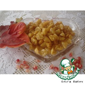 Рецепт Арабские сладости