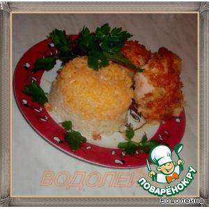 Рецепт Куриные грудки с сырной начинкой
