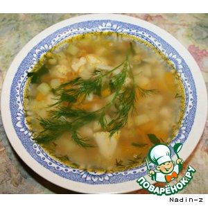 Как готовить Суп-идейка - овощи с индейкой пошаговый рецепт приготовления с фото