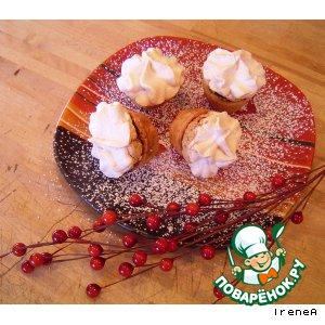 Рецепт Воздушное пирожное