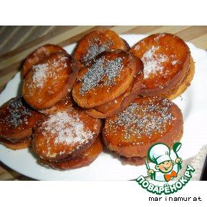 Рецепт Соевое печенье